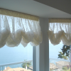 Sheer Cloud Valance