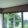 Upholstered Valance with Banding