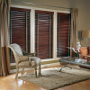 Hunter Douglas Wood Blinds with Tapes